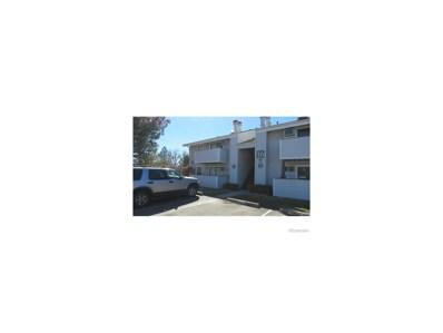 10150 E Virginia Avenue UNIT 207, Denver, CO 80247 - MLS#: 7389943