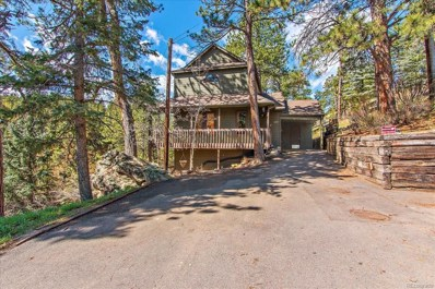 6887 S Brook Forest Road, Evergreen, CO 80439 - #: 7389956