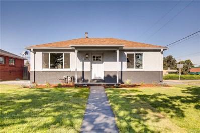 3695 Kearney Street, Denver, CO 80207 - #: 7395036