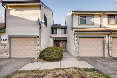 8324 S Everett Way UNIT D, Littleton, CO 80128 - #: 7397271
