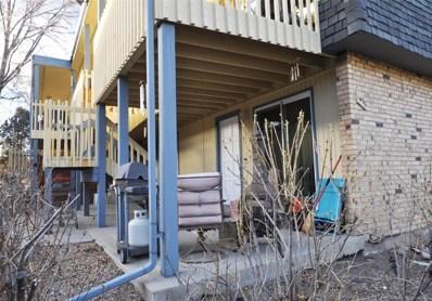 1496 S Pierson Street UNIT 110, Lakewood, CO 80232 - MLS#: 7398333