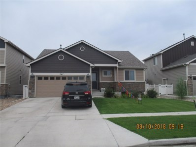 747 13th Street, Berthoud, CO 80537 - MLS#: 7399598