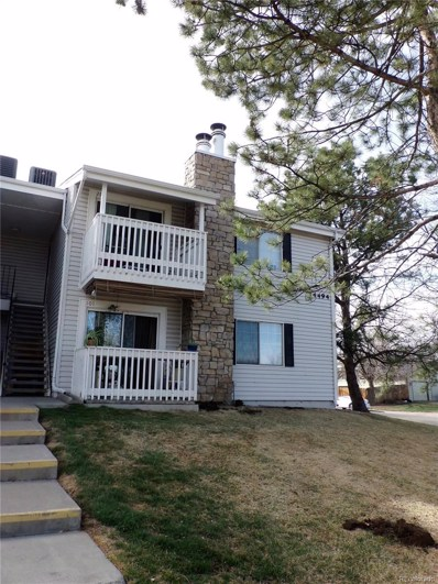 14494 E Colorado Drive UNIT 101, Aurora, CO 80012 - MLS#: 7400057