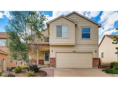 5548 Prairie Schooner Drive, Colorado Springs, CO 80923 - MLS#: 7403422