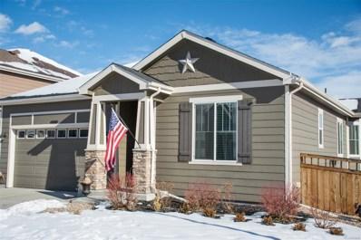 4000 Starry Night Loop, Castle Rock, CO 80109 - MLS#: 7403702