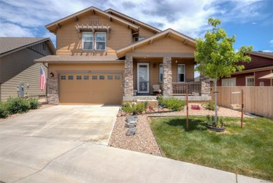 6731 Pinery Villa Place, Parker, CO 80134 - MLS#: 7404951