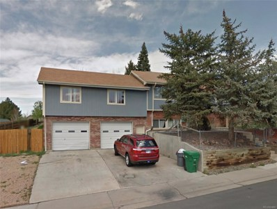 16845 E Asbury Avenue, Aurora, CO 80013 - MLS#: 7409785