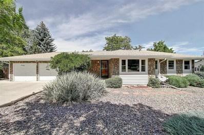 10335 W Glennon Drive, Lakewood, CO 80226 - MLS#: 7409949