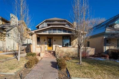 550 N Gilpin Street, Denver, CO 80218 - #: 7411980