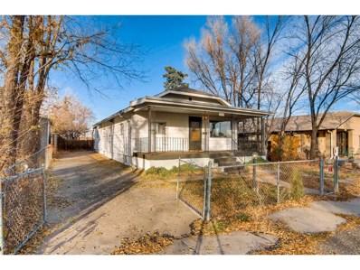 1459 Benton Street, Lakewood, CO 80214 - MLS#: 7414393