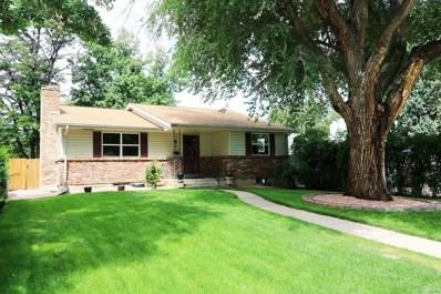 4781 S Grant Street, Englewood, CO 80113 - #: 7418926