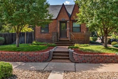 2443 Newton Street, Denver, CO 80211 - MLS#: 7421475