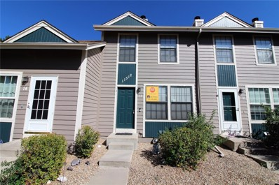 11512 Community Center Drive UNIT 13, Northglenn, CO 80233 - MLS#: 7422171