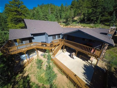 1172 Snyder Mountain Road, Evergreen, CO 80439 - #: 7424334