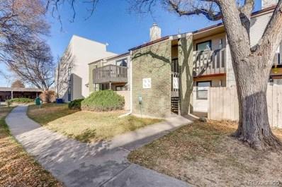 3550 S Harlan Street UNIT 138, Denver, CO 80235 - MLS#: 7425465