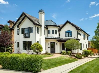 2394 S Josephine Street, Denver, CO 80210 - #: 7426094