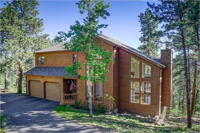 6159 S Skyline Drive, Evergreen, CO 80439 - #: 7428079