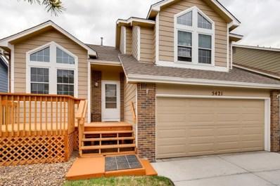 5421 E Prescott Avenue, Castle Rock, CO 80104 - #: 7428480