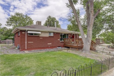 6184 Otis Street, Arvada, CO 80003 - #: 7433289