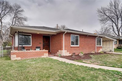 3720 Harlan Street, Wheat Ridge, CO 80033 - MLS#: 7435603
