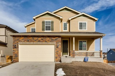 1143 McMurdo Circle, Castle Rock, CO 80108 - MLS#: 7436302
