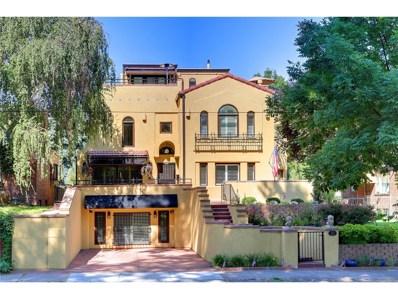 525 S Downing Street, Denver, CO 80209 - MLS#: 7436637