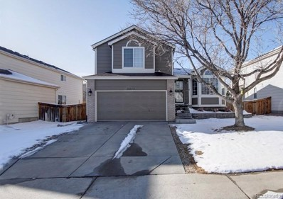 8873 Miners Drive, Highlands Ranch, CO 80126 - MLS#: 7437310