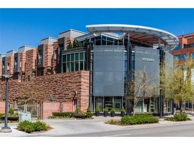 105 Fillmore Street UNIT 201, Denver, CO 80206 - MLS#: 7437652