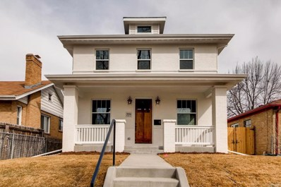 2834 Cook Street, Denver, CO 80205 - MLS#: 7439005