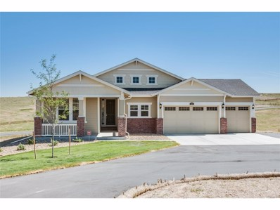 3656 Paintbrush Lane, Parker, CO 80138 - MLS#: 7441162