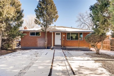 1550 S Decatur Street, Denver, CO 80219 - MLS#: 7444642