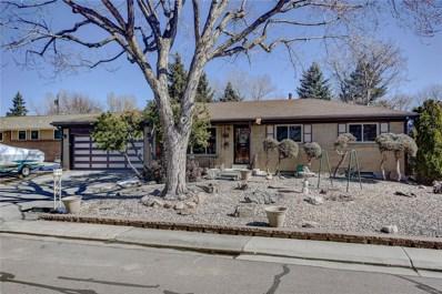 1444 S Balsam Court, Lakewood, CO 80232 - MLS#: 7447941