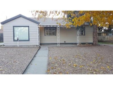 1037 Vaughn Street, Aurora, CO 80011 - MLS#: 7450293