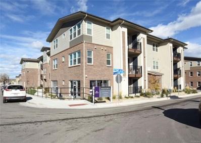 15385 W 64th Lane UNIT 102, Arvada, CO 80007 - MLS#: 7451293