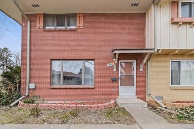 12592 W Virginia Avenue, Lakewood, CO 80228 - MLS#: 7451316