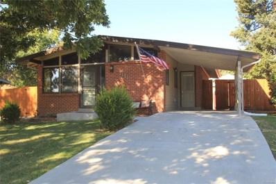 2141 S Wolcott Court, Denver, CO 80219 - MLS#: 7453776