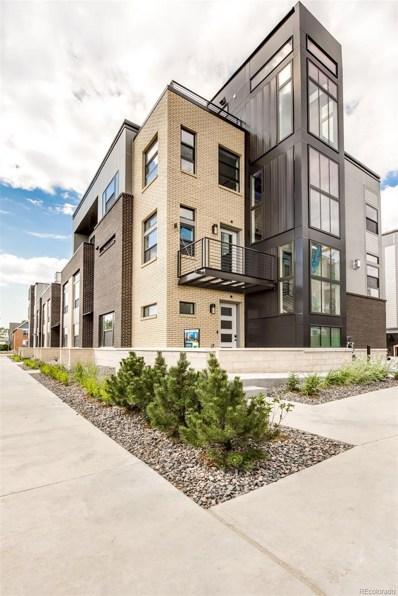 4092 W 16th Avenue, Denver, CO 80204 - MLS#: 7458163