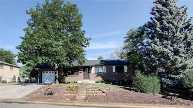 12511 W Dakota Drive, Lakewood, CO 80228 - #: 7461845
