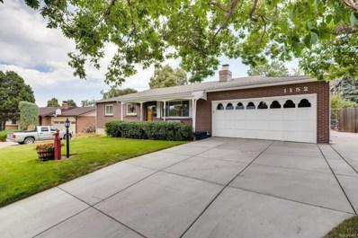 1152 S Vivian Street, Lakewood, CO 80228 - #: 7462467