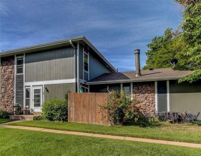 10001 E Evans Avenue UNIT B, Denver, CO 80247 - MLS#: 7462936