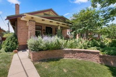 1625 Dahlia Street, Denver, CO 80220 - MLS#: 7463107