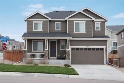 1381 Raindrop Way, Castle Rock, CO 80109 - MLS#: 7466499