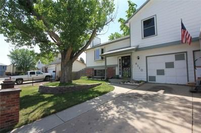 4110 E 107th Place, Thornton, CO 80233 - MLS#: 7466882