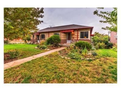 4610 W Hayward Place, Denver, CO 80212 - MLS#: 7468379
