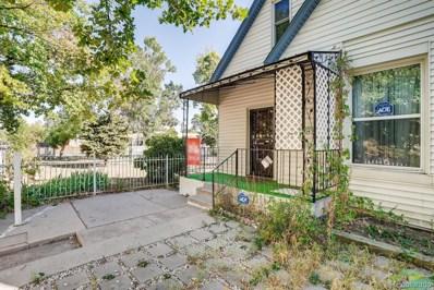 3546 N Williams Street, Denver, CO 80205 - #: 7471465