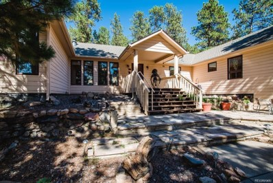 4087 Ponderosa Drive, Evergreen, CO 80439 - MLS#: 7472343