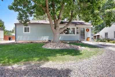 1860 S Eudora Street, Denver, CO 80222 - #: 7476363