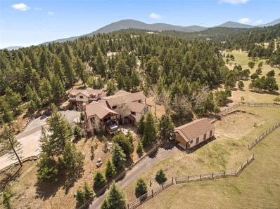 32382 Meadow Mountain Road, Evergreen, CO 80439 - #: 7480744