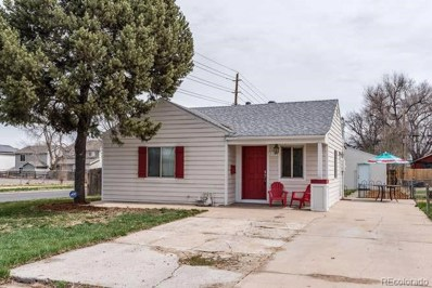 3460 Cherry Street, Denver, CO 80207 - #: 7482702