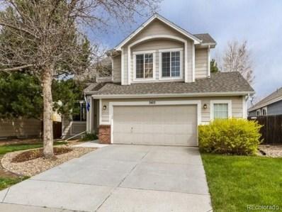 5415 Spruce Avenue, Castle Rock, CO 80104 - #: 7484794